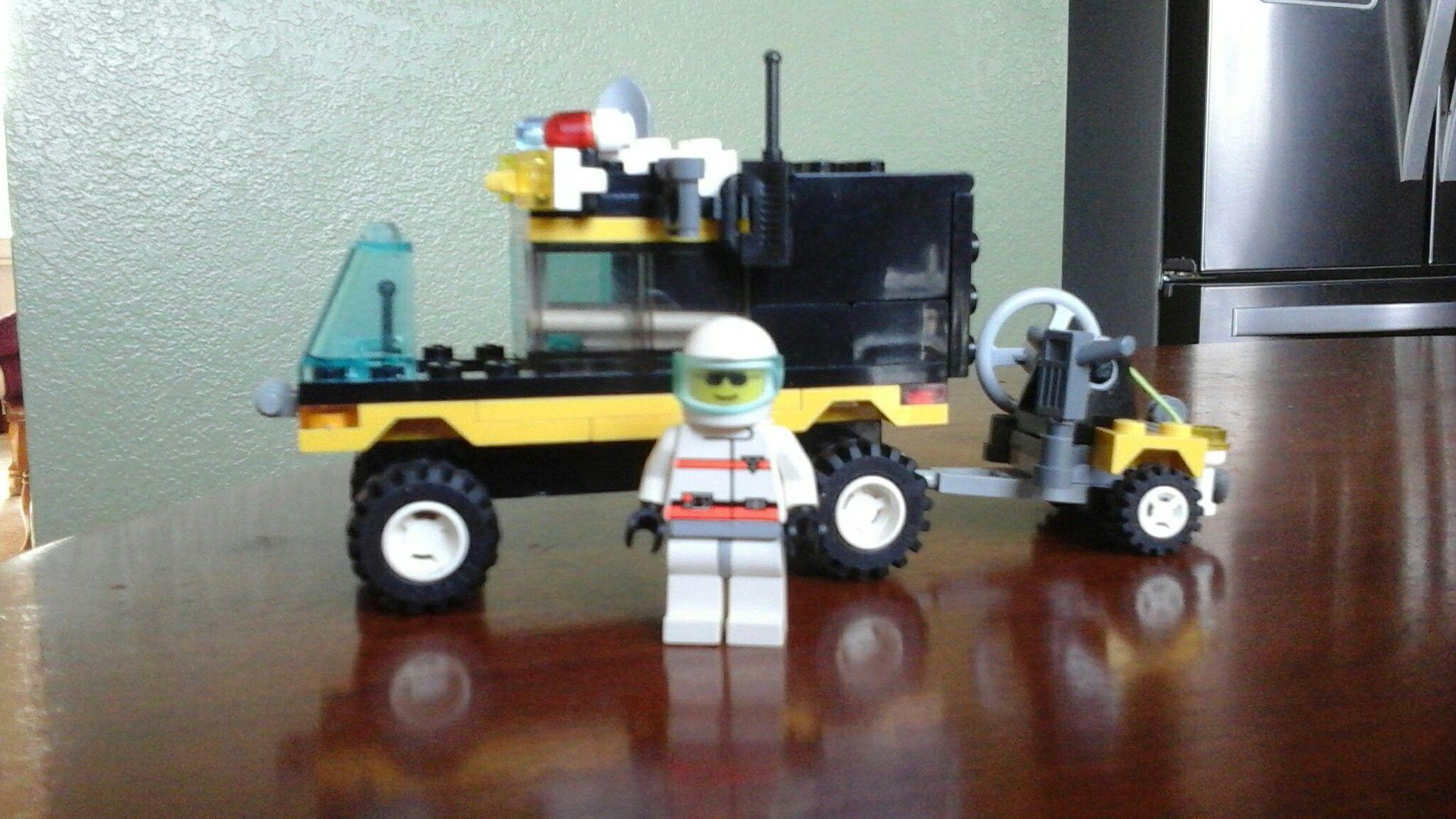 6445 Emergency Evac Lego kits, Toy car, Lego