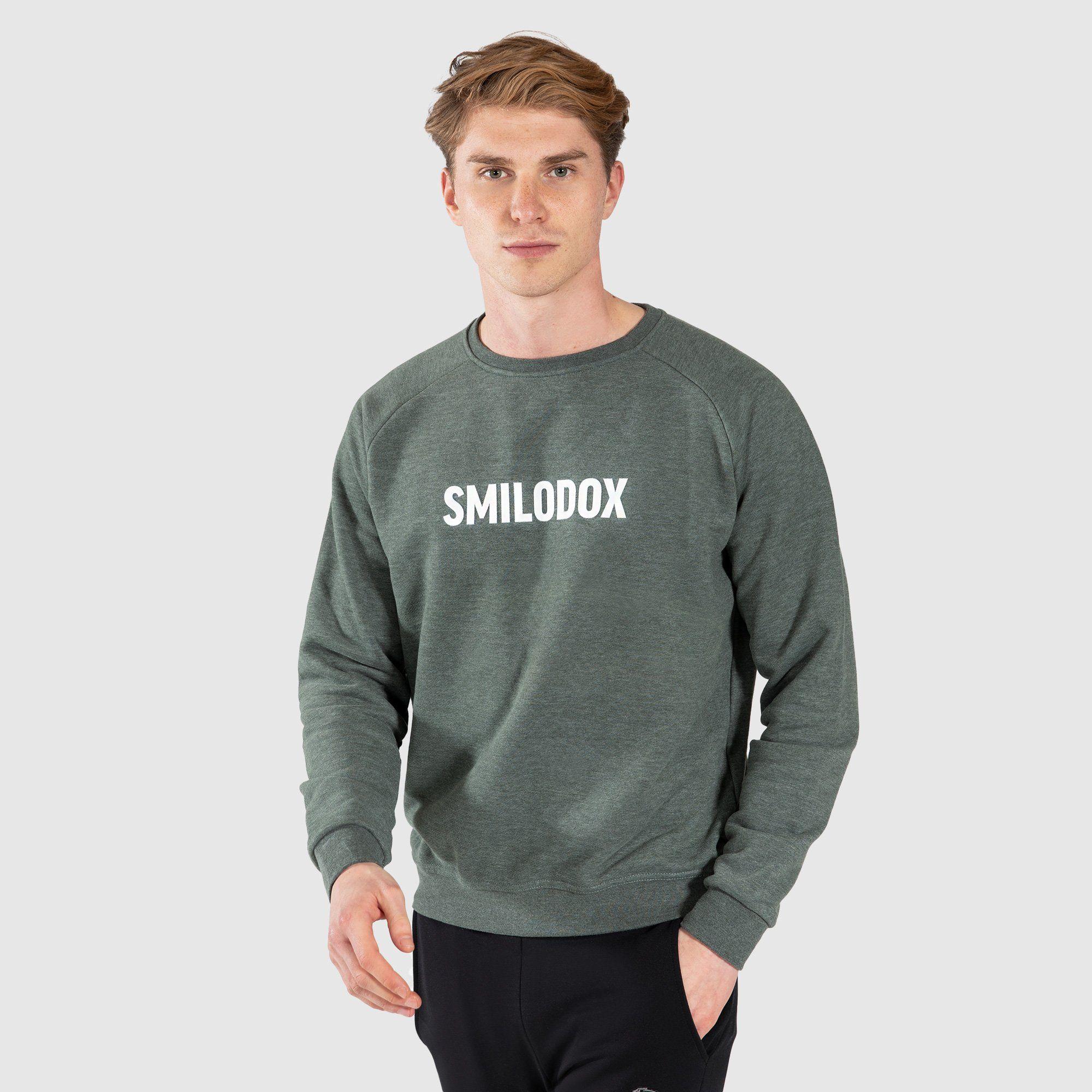 Sweatshirt Fairbanks – Grün / 4XL