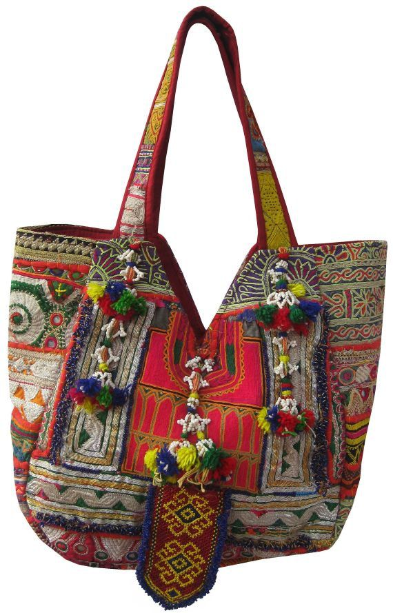 Beautiful Vintage Banjara Bag Ethnic Gypsy By Manthancreation