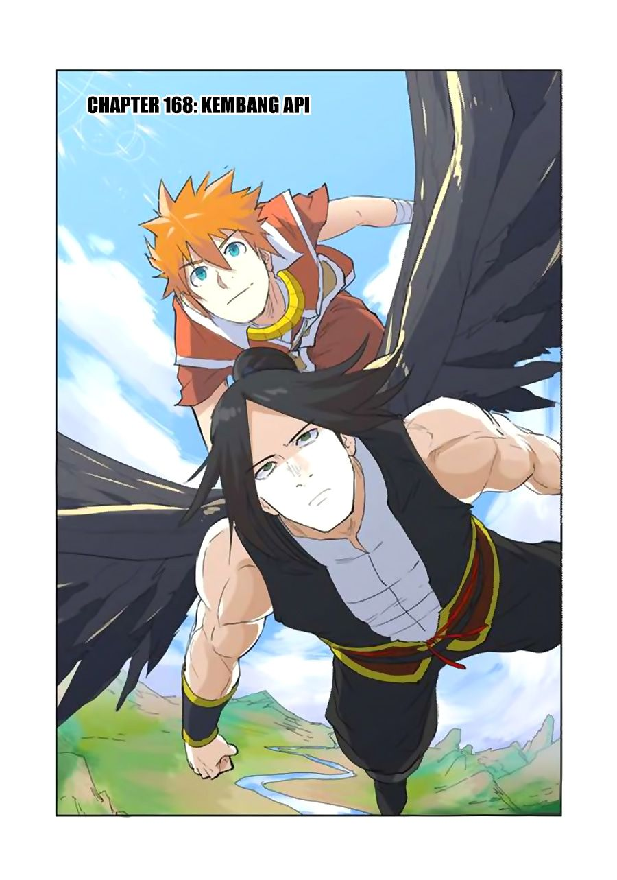 BACA UPDATE (Tales of Demon and God Bahasa Indonesia