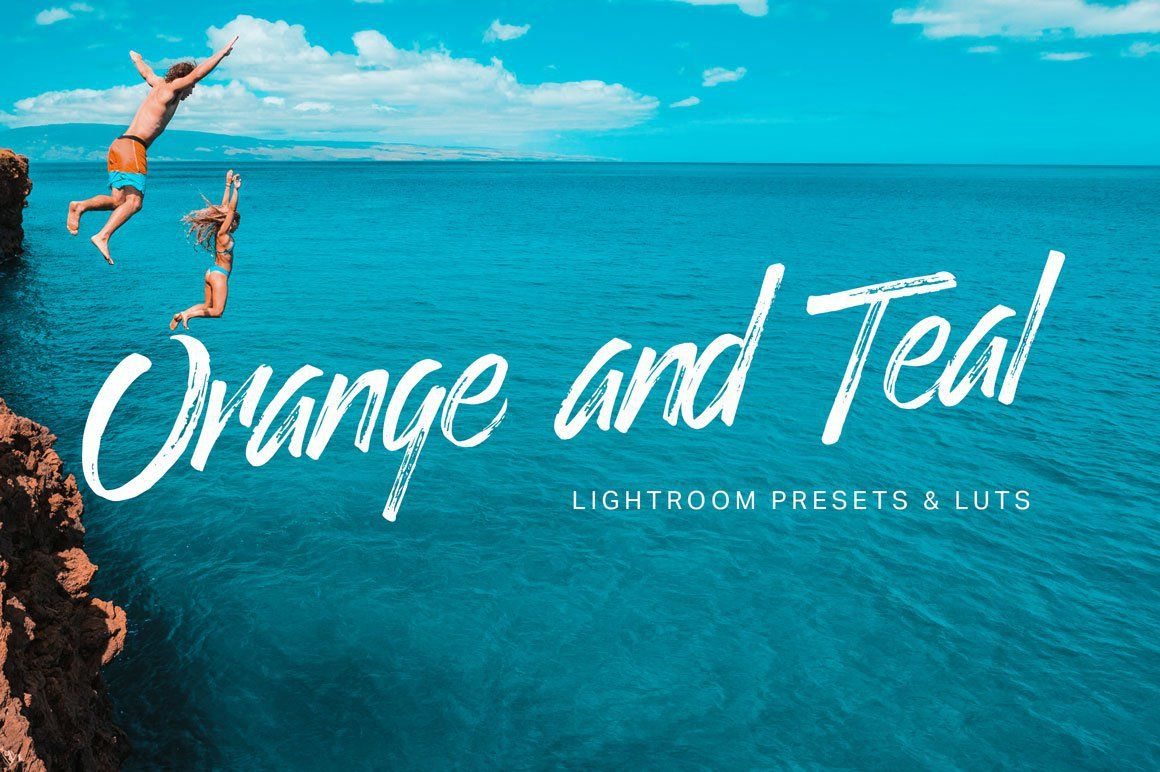 8 Free Orange And Teal Lightroom Presets And Luts Photoshop Tutorials Installing Lightroom Presets Lightroom Lightroom Presets