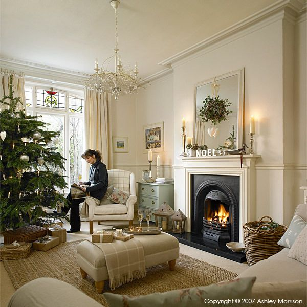 A Selfie Cosy Living Room Victorian Living Room Christmas Living Rooms