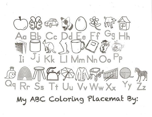 All Students Can Shine June 2012 Alphabet Preschool Abc Phonics Free Alphabet Chart