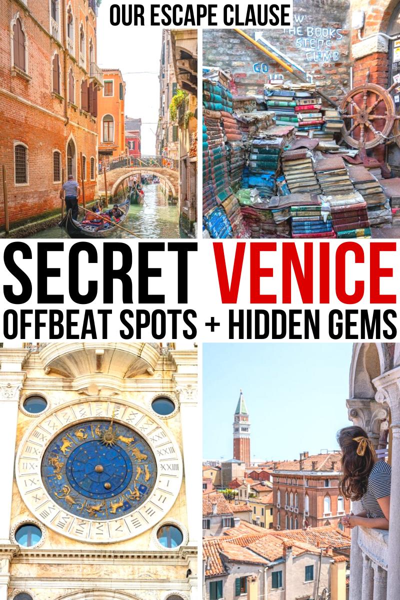 Photo of Secret Venice: Offbeat Spots + Hidden Gems!