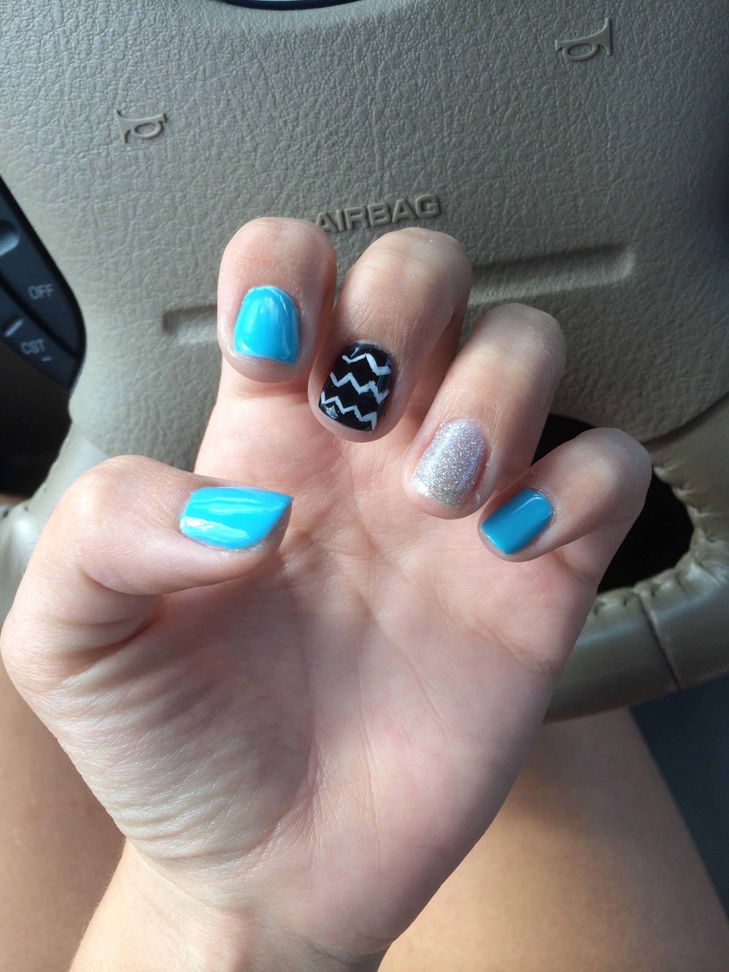 New nails #gel #nails