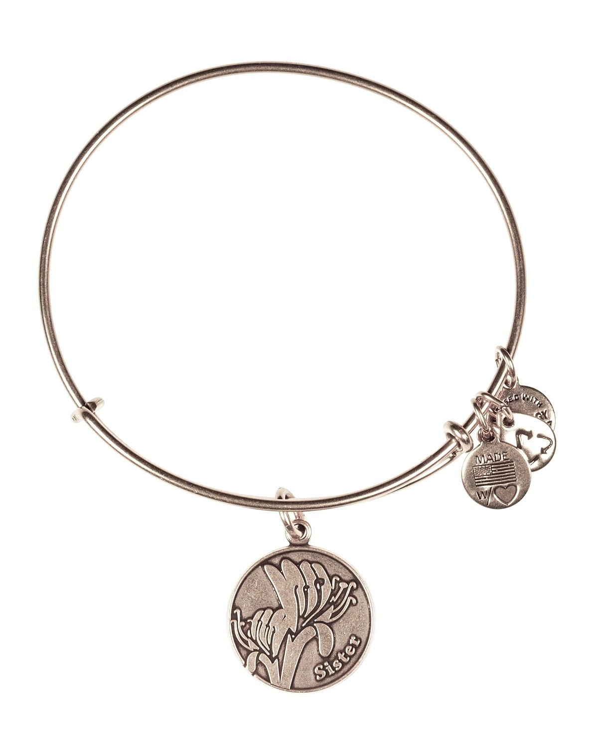 Alex And Ani Sister Bangle Bloomingdale S