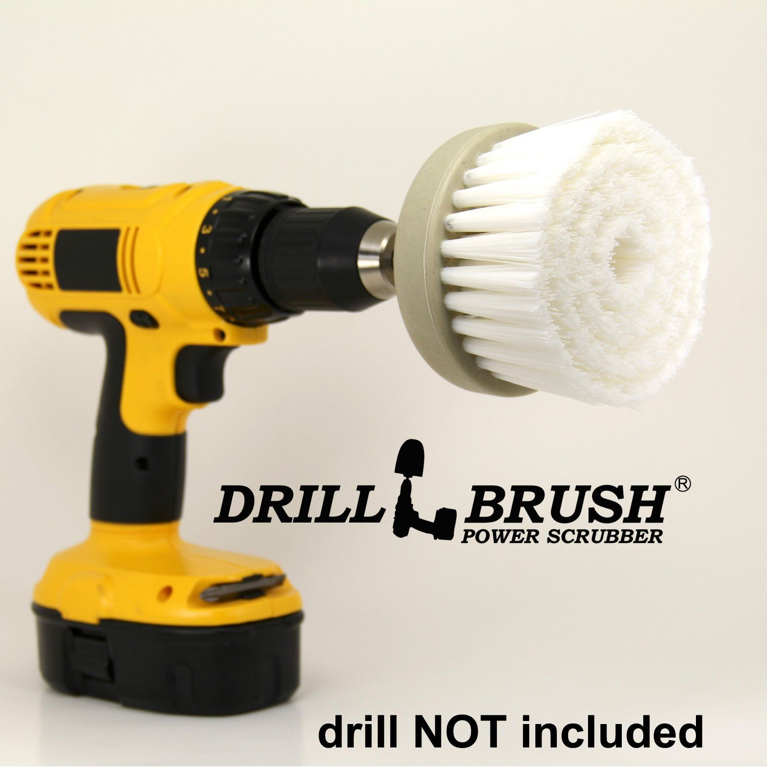 Amazon com - Revolver Drill Brush - Cleaning Brushes