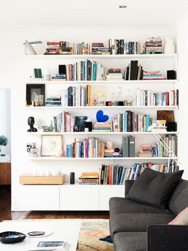 Top 10 Beautiful Bookshelves The