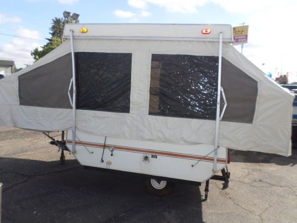 1983 Palomino Shetland Tent Trailer Tent Trailers For Sale Tent