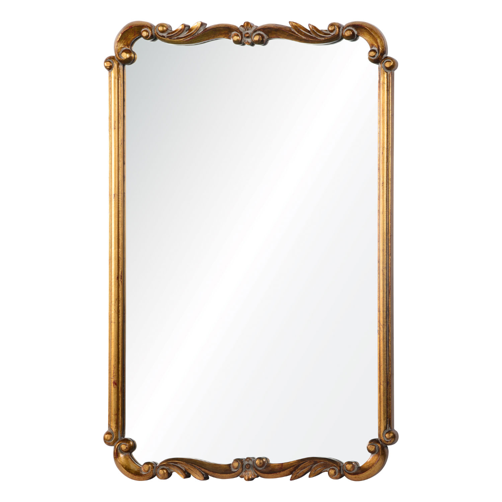 Cooper Classics Toulouse Gold Mirror 41131 Bellacor Gold Mirror Wall Modern Mirror Wall Traditional Wall Mirrors