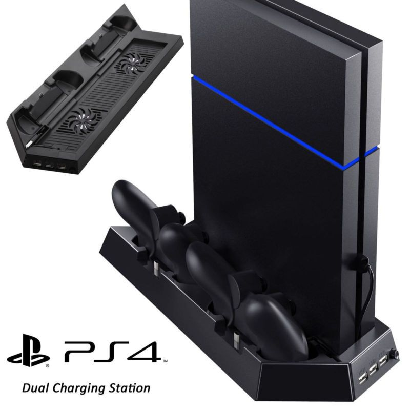 120304 00050 Features Dual Cooler Fans Keep Your Playstation 4