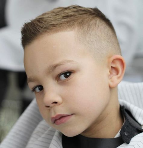 Boy's Fade Haircuts: 22 Cool And Stylish Looks For