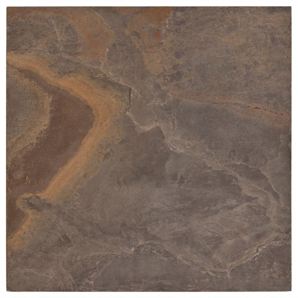 Virginia Spring Slate Tile 12in X 12in 924107705 Floor And