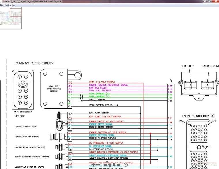 Cummins Engine Wiring Diagram from i.pinimg.com