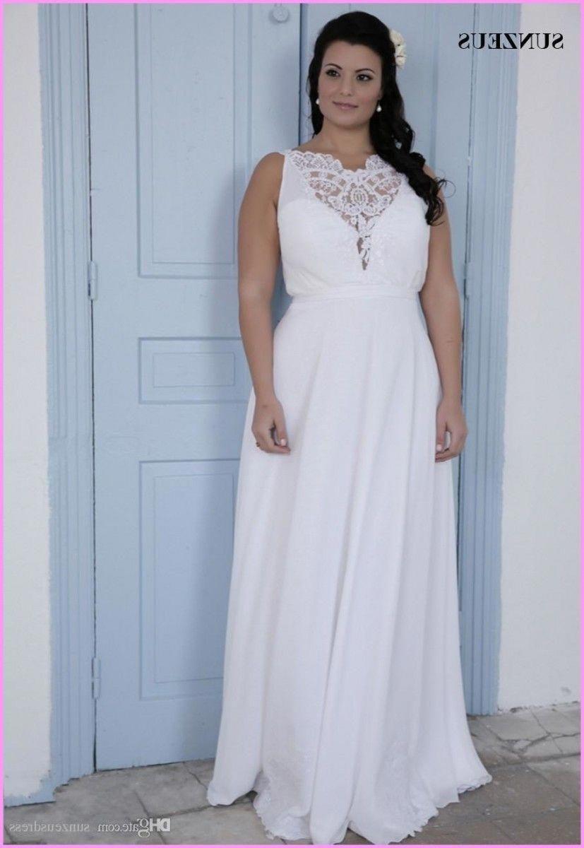 42d989ea5f7 Plus Size Simple Wedding Dresses  wedding  dresses  weddingideas   bridesmaid  plussizedressessimple
