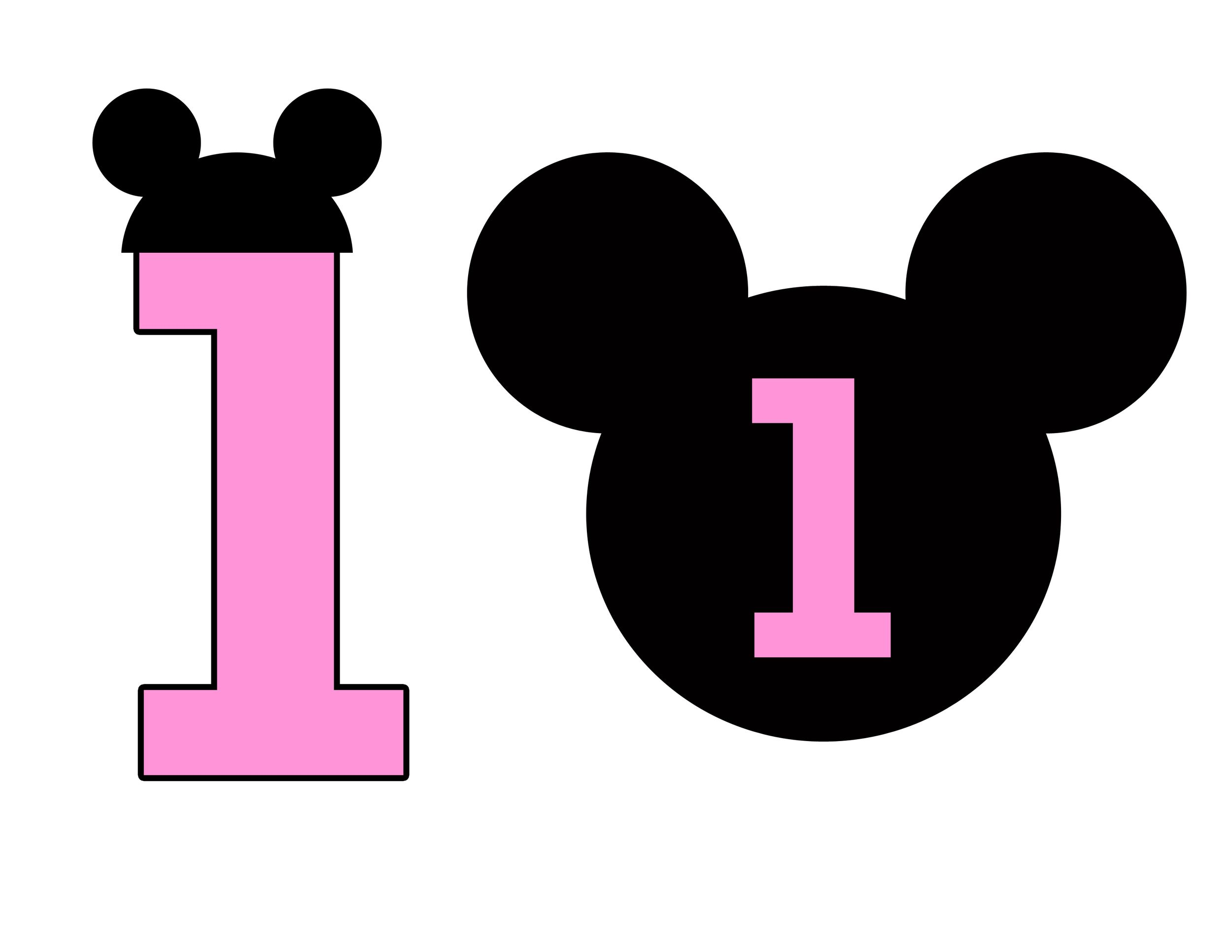Ones from minnie mouse friends mickey birthday inspired ones from minnie mouse friends mickey birthday inspired printable photo booth prop set biocorpaavc