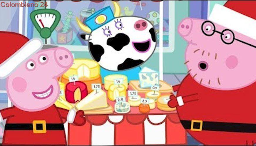 Peppa Pig En Espanol Episodios Completos Peppa Pig Feliz Navidad Dibujos Animados Peppa Pig En Espanol Peppa Pig Feliz Navidad