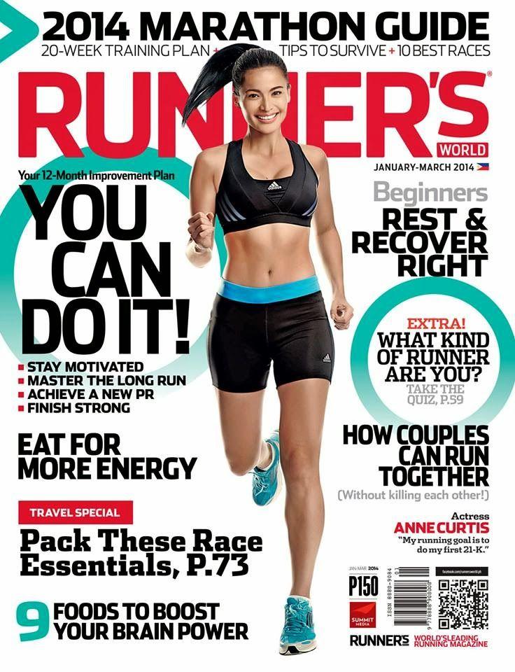 runner's world magazine free