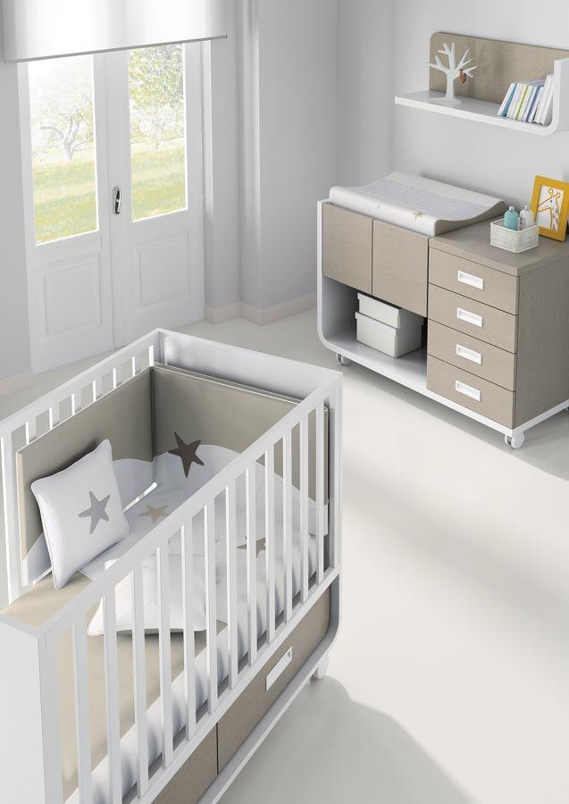 Cuna Aire. Armonía y brisa para tu bebe. | Cuartojero | Pinterest ...