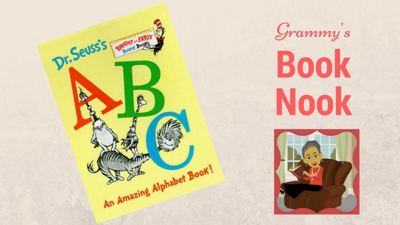 Dr seusss abc an amazing alphabet book childrens