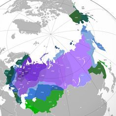Russian Expansion ,1300-1914.
