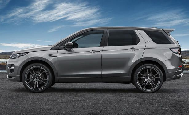Land Rover Discovery Sport Body Kit By Startech Land Rover