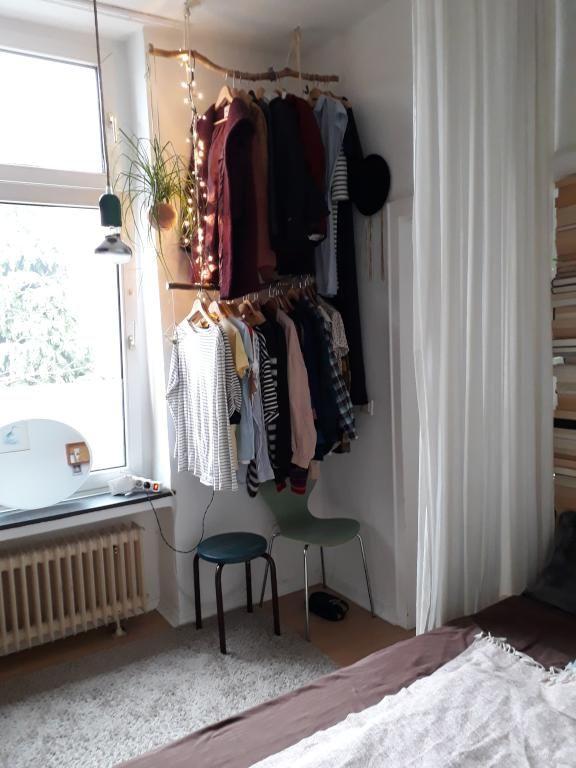 Aufbewahrung Kleidung diy kleiderstange aus ästen diy kleiderstange kleidung