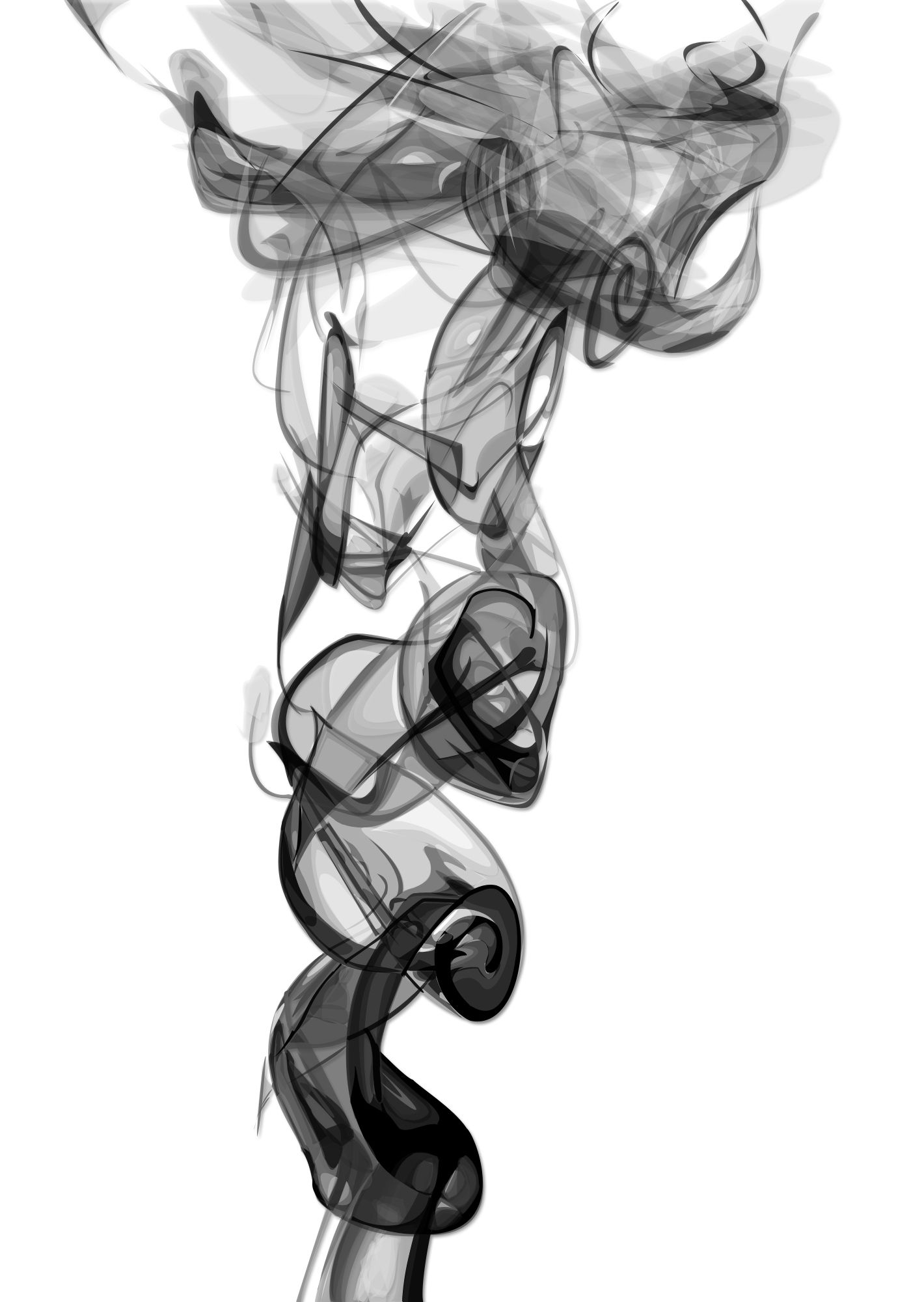 smoke tattoo pictures - HD1420×2000