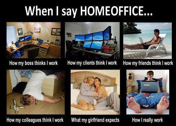 Sometimes I look across the office at my coworker and ...  |Office Work Funny Memes Being Ignored