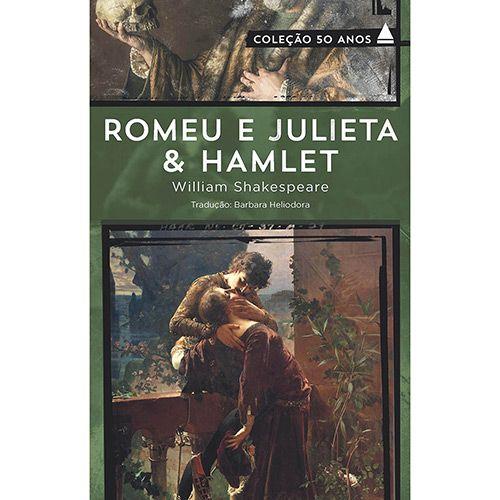 Livro Romeu E Julieta Hamlet Romeu E Julieta Romeu E