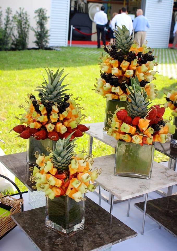 Pin By Lynn University On Lynn Dining Fruit Platter Designs Fruit Buffet Fruit Displays