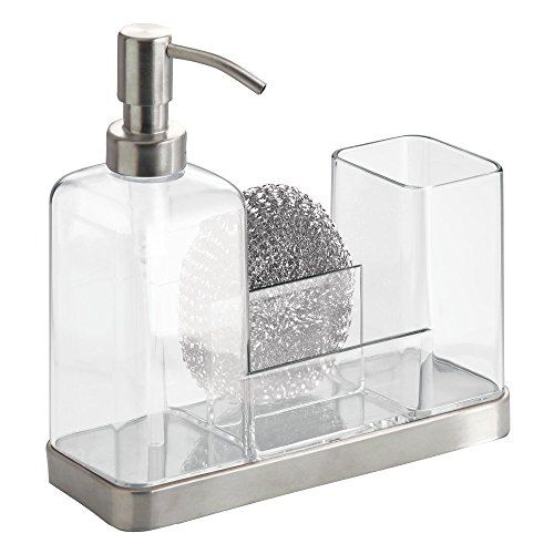 Interdesign Forma Kitchen Soap Dispenser Pump Sponge Sc Https Www Amazon Com Dp B004cr59hg Ref Cm Sw Kitchen Soap Dispenser Soap Dispenser Kitchen Soap