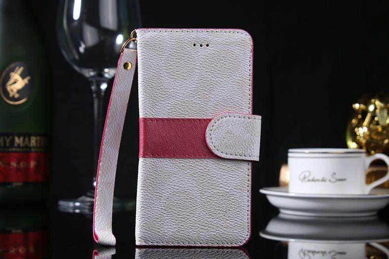 Housse étui en cuir Coach de luxe coque à rabat d'iPhone 6s 6s plus achat sur lelinker.fr