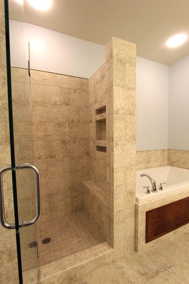 Shower By RaMcom LLC In Lorton VA Kim M Master Bath Remodel Unique Bathroom Remodeling Va Property