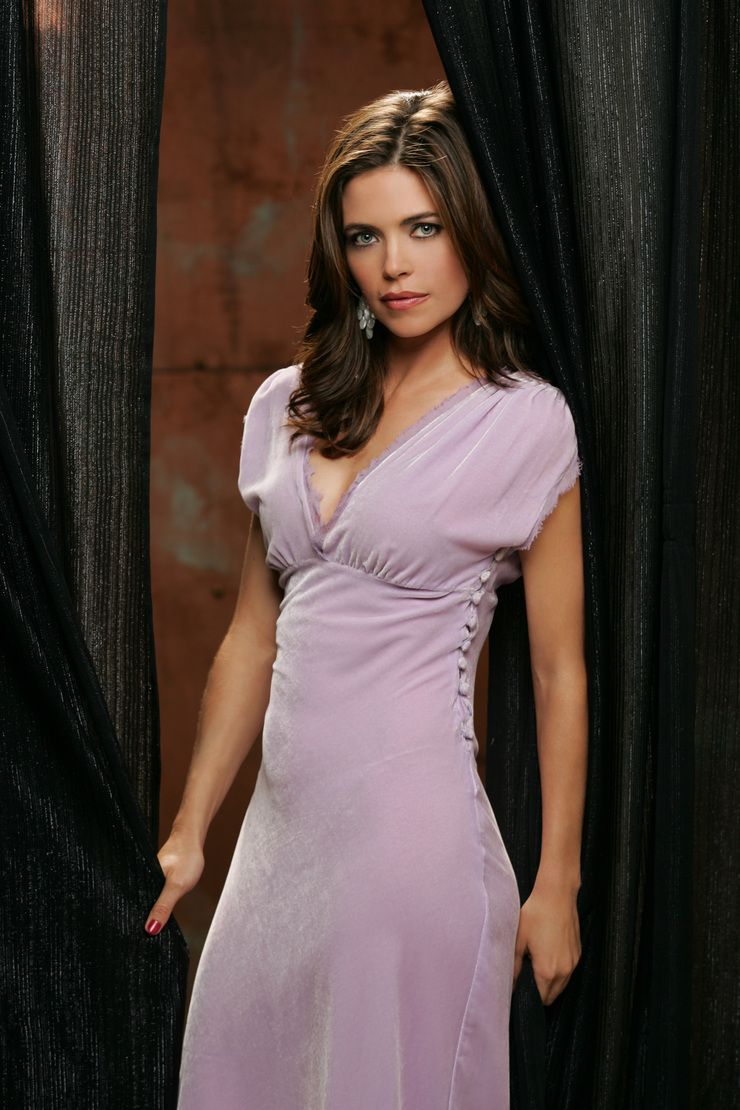 """Amelia Heinle Nude amelia heinle - promos for """"the young and the restless"""" x"""