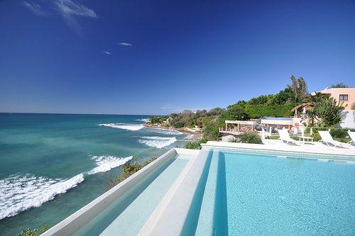 Casa china blanca modern villa from movie limitless