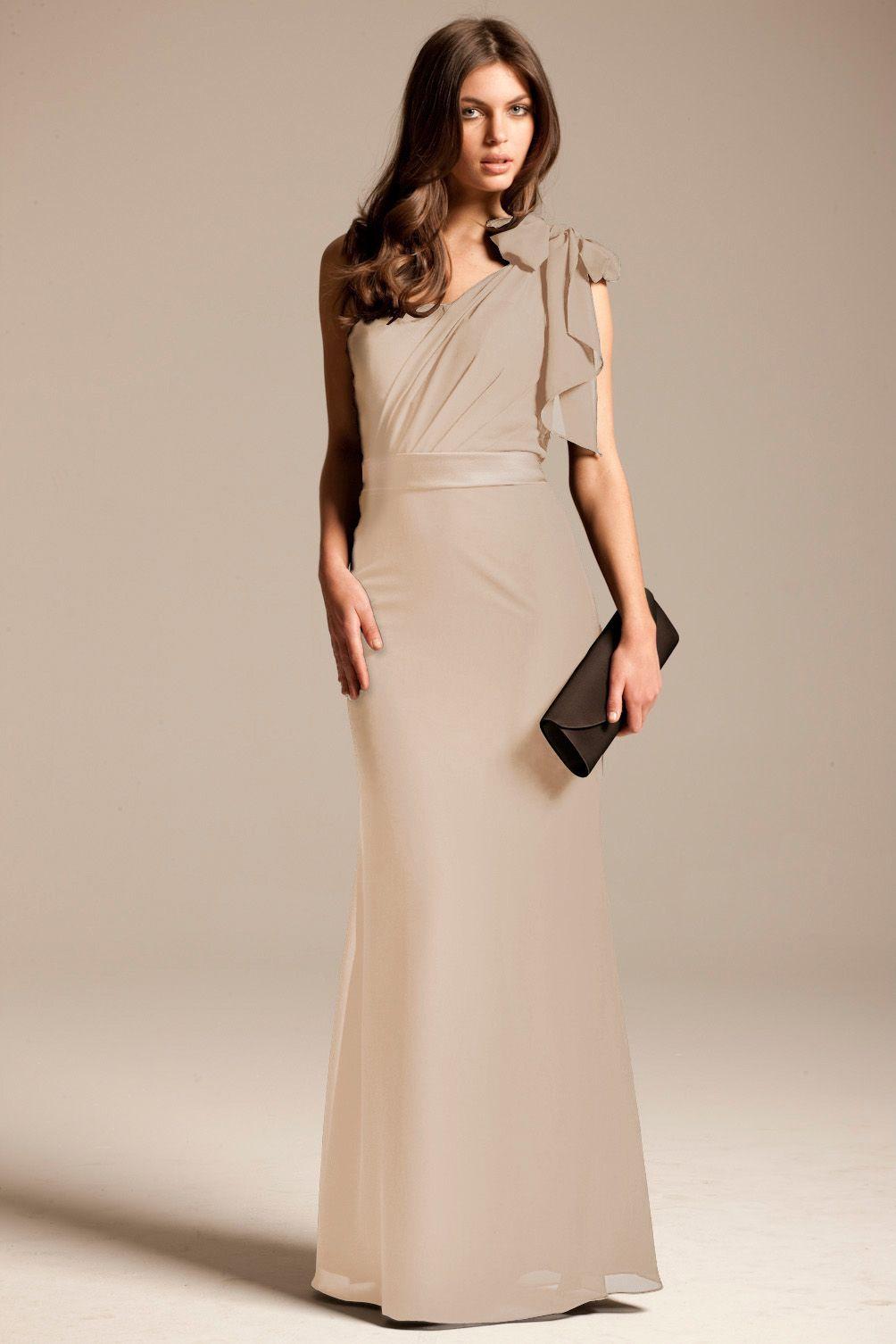 ed3ab7007c356 Jessica #bridesmaid #dresses in Champagne by Natasha Millani http://www.