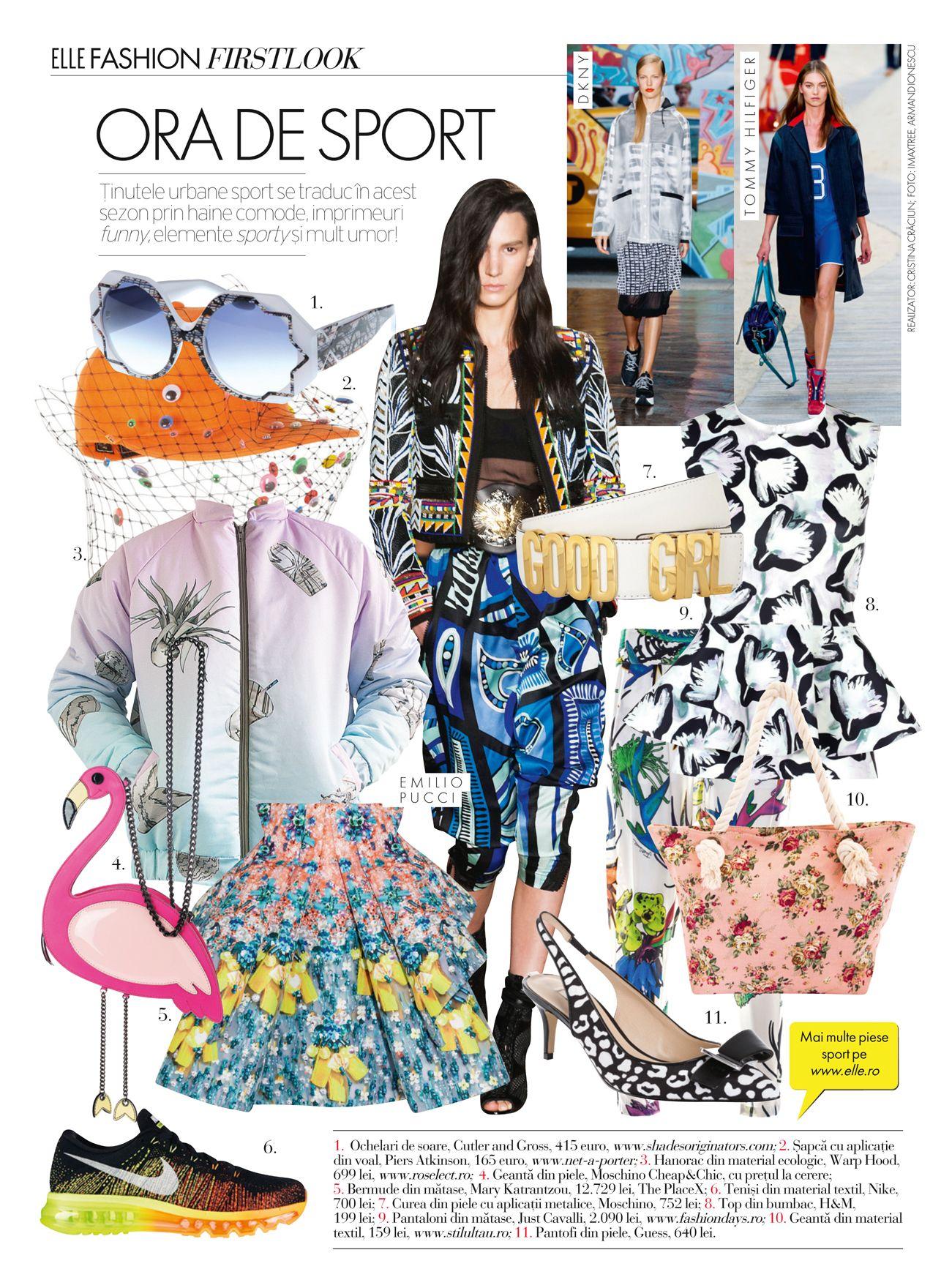 shadesoriginators featured in First Look ElleRomania
