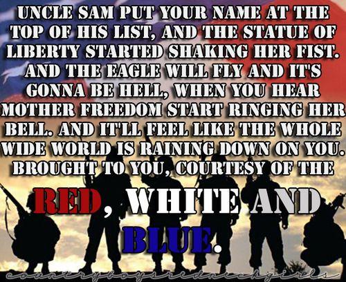 Courtesy Of The Red White Blue Wwwshamstore