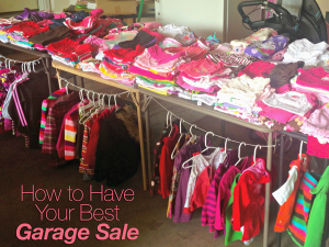 10 Tips For A Successful Garage Sale Homes Com Garage Sale