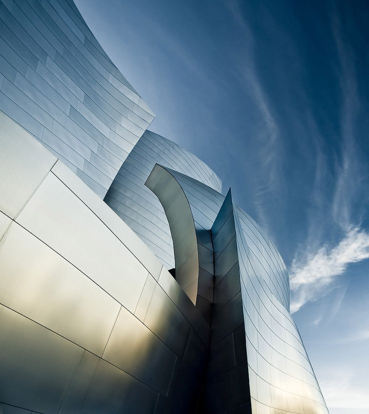 Walt Disney Concert Hall, Los Angeles, California, United