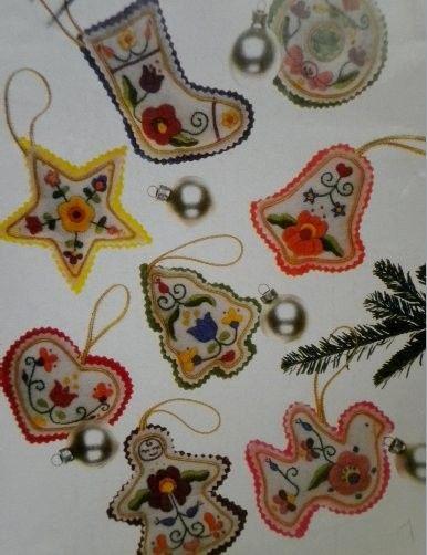 Pin By Sherry Klemmt On Fav Felt Handmade Felt Ornament Felt Ornaments Patterns Felt Ornaments