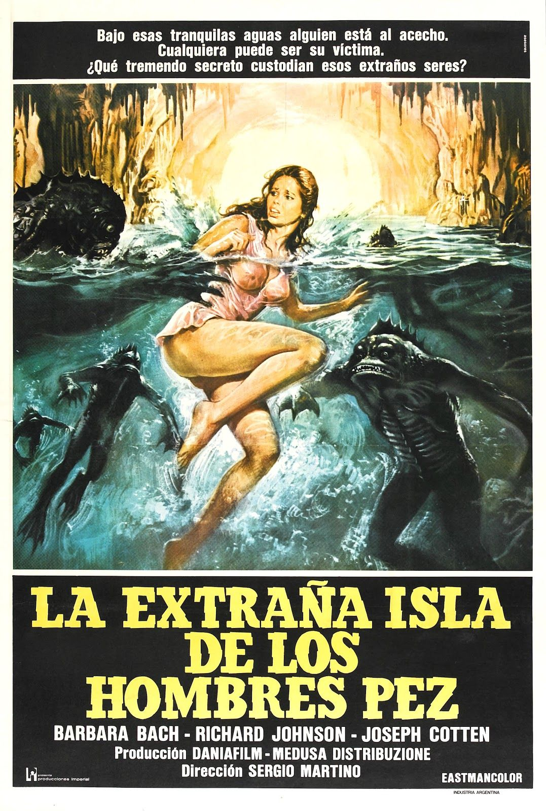 28cm x43cm Creature From The Black Lagoon Movie 11x17 Mini Poster