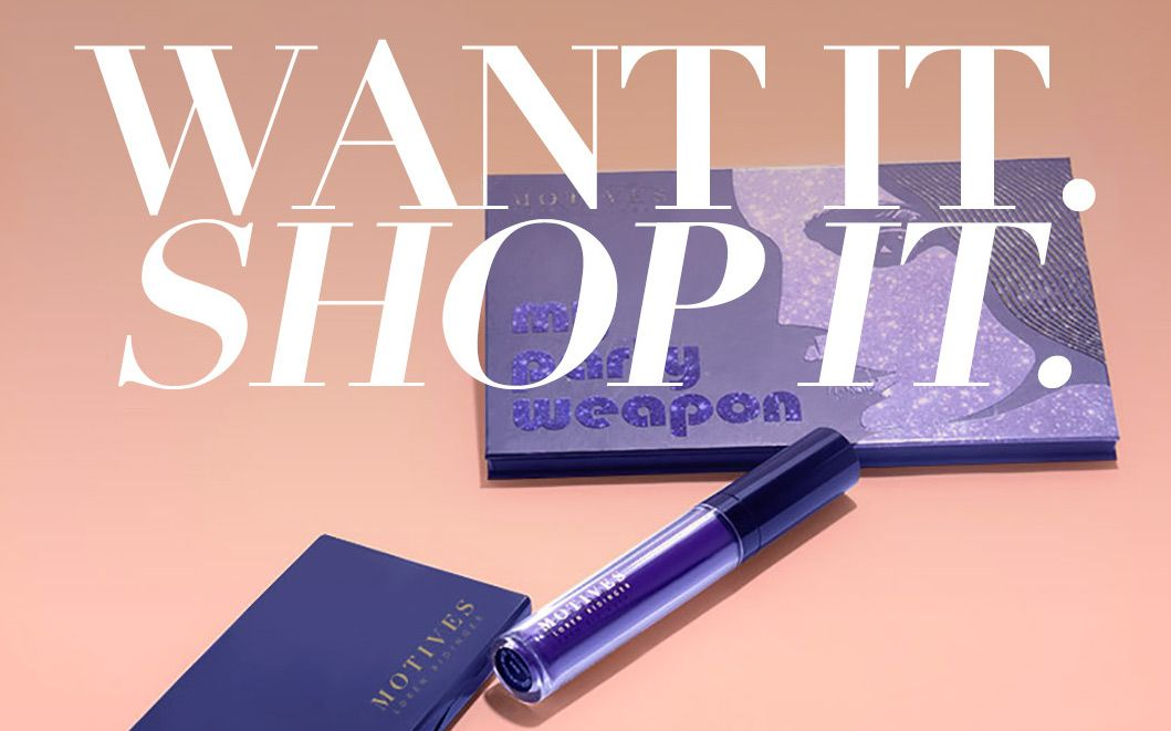 Hey, Motives fans, I have very exciting news to share! OurMotives Instagram is now shoppable! The beautiful looks you see on our feed are now just a click away. Motives Cosmetics has partnered with Curalate to make your favorite looks easy to shop. The cutting edge technology brings you the Motives products you need for [&hellip