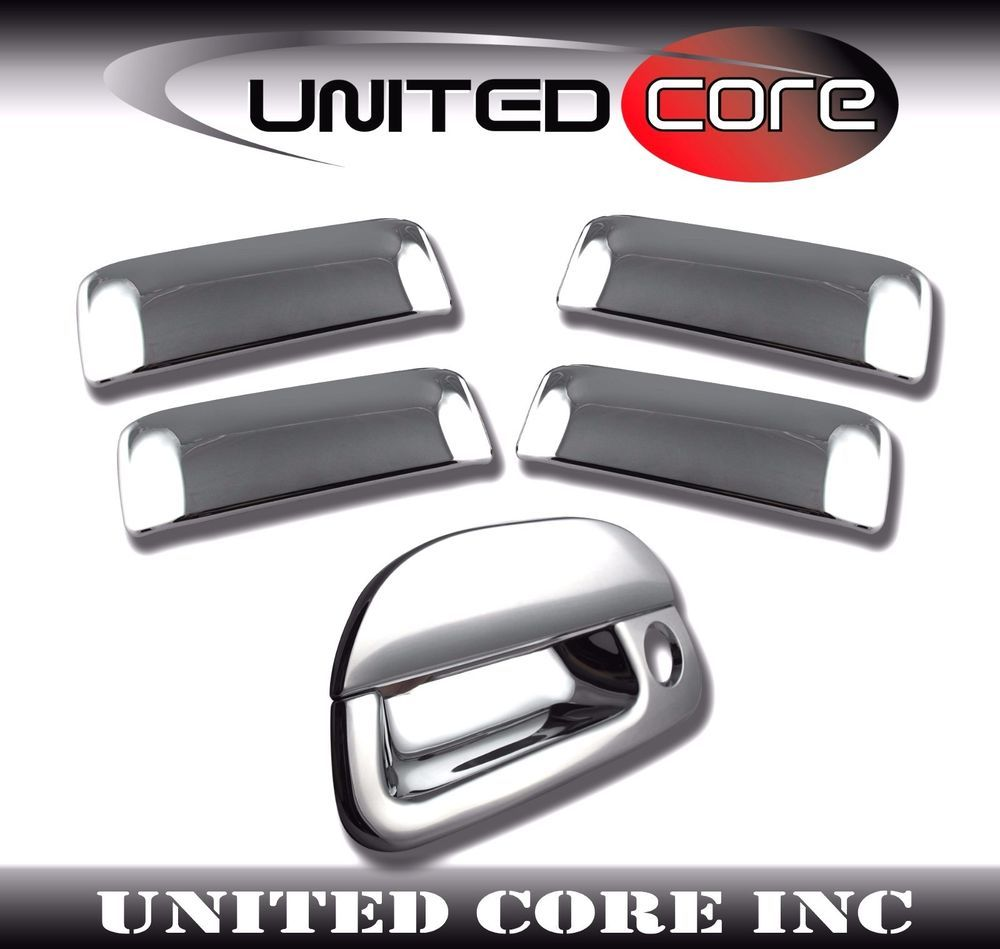 Oem Truck Door Handle Handles Colored Graystone Metallic Set Of 4 Replacement Door Handles Metal Oem