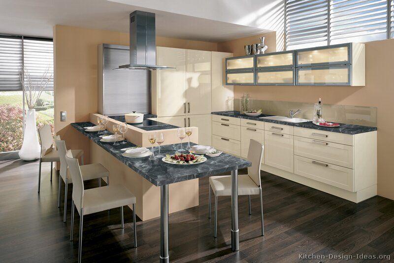 Best Kitchen Idea Of The Day Modern Cream Colored Kitchen 400 x 300