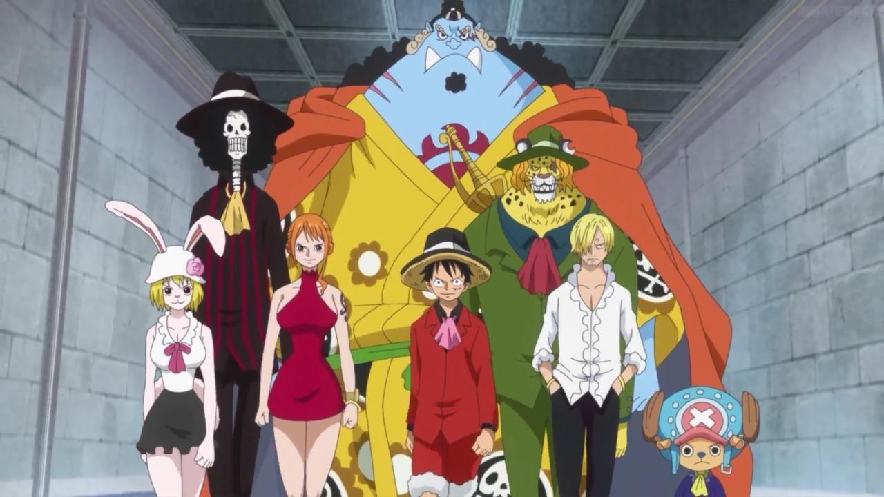 One Piece Wan pîsu (1999) One piece episodes, One piece