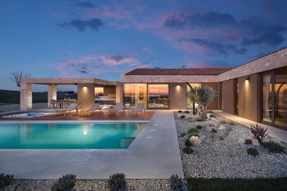 Villa Royale Brtonigla, Istria Croatia Luxury Rent in