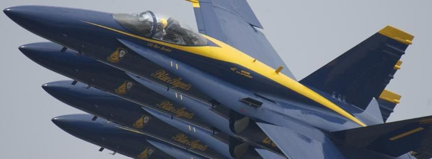 Blue Angels Aircraft Facebook Covers
