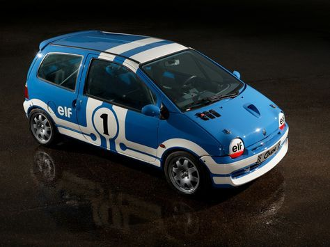 1995 Renault Twingo Coupe Prototype Concept Cars Best Small